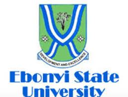 EBSU Postgraduate Past Questions