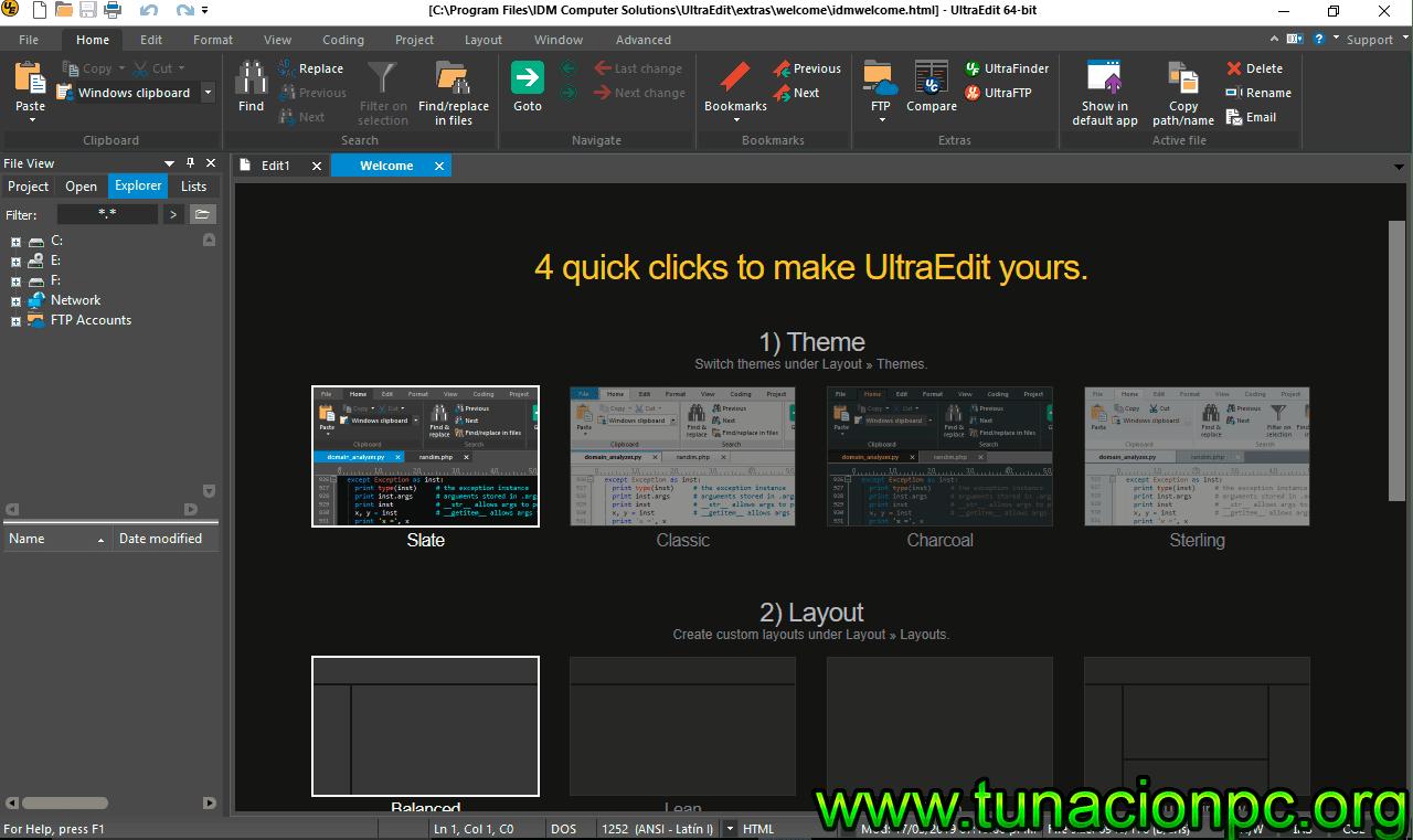 IDM UltraEdit Pro Gratis con Activador