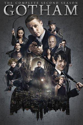 Gotham (2014) Temporada 2 audio latino
