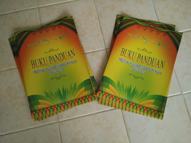Buku Panduan Festival Kuliner