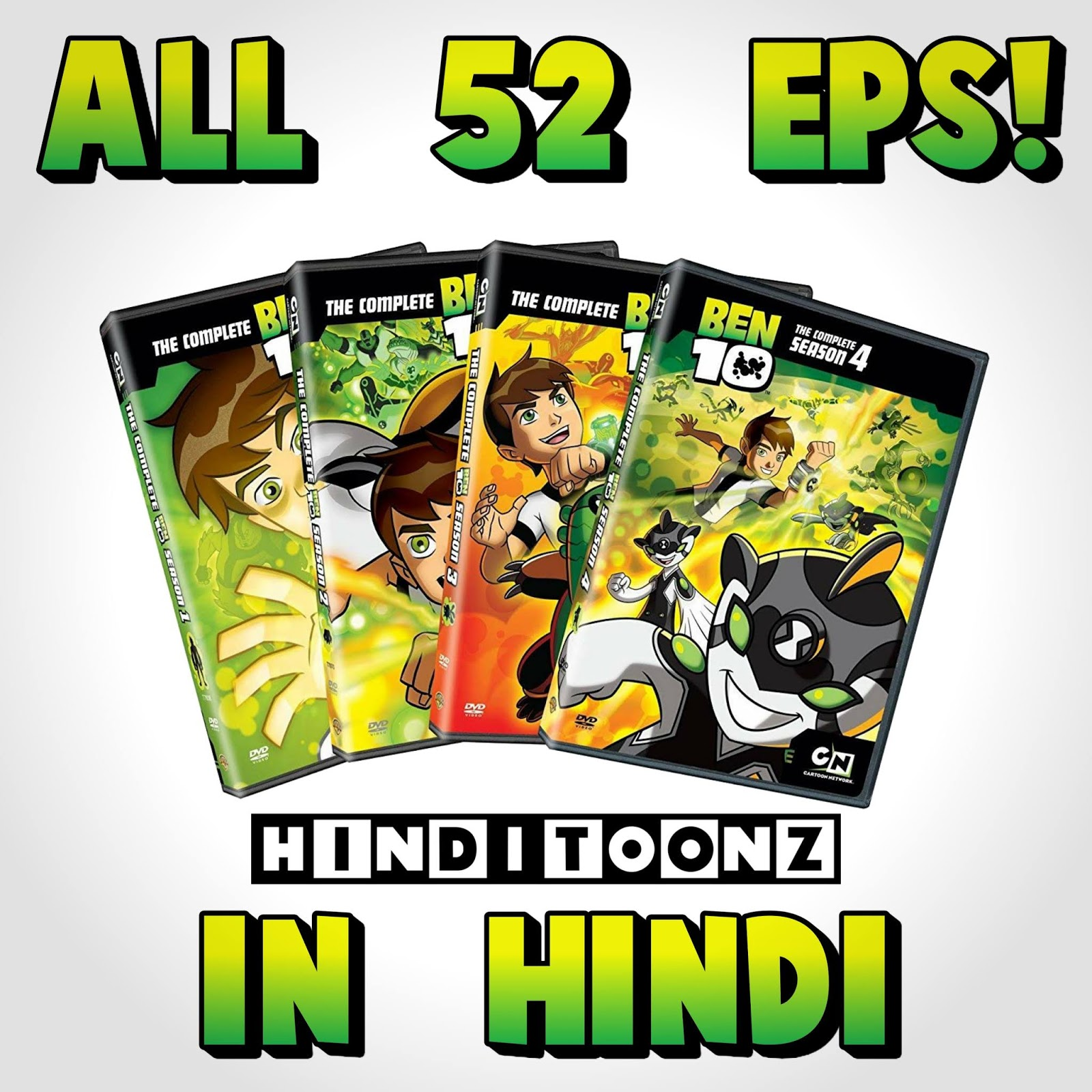 Ben 10 (Ben 10 Classic – 2005) Hindi Dubbed Episodes Download