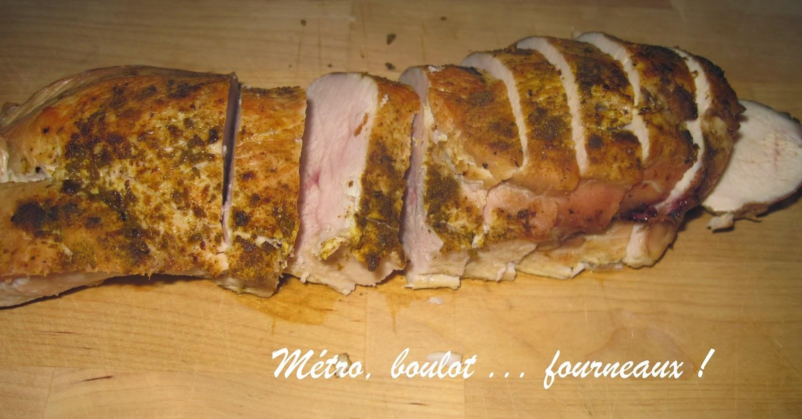 porc température cuisson a coeur