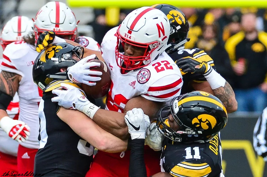 watch live american football games online free, Iowa Football: Behind Enemy Lines With the NE Cornhuskers