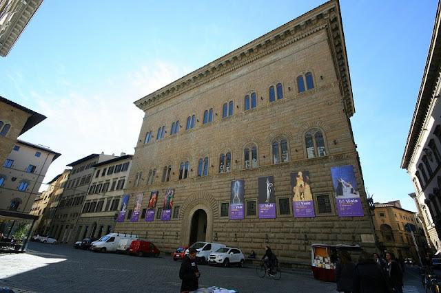 Palazzo Strozzi em Florença