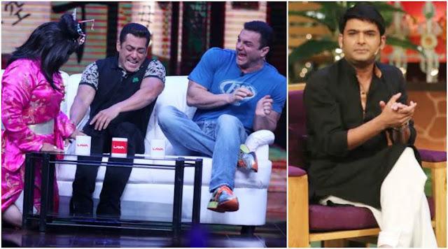 Kapil Sharma show vs Super Night With Tubelight