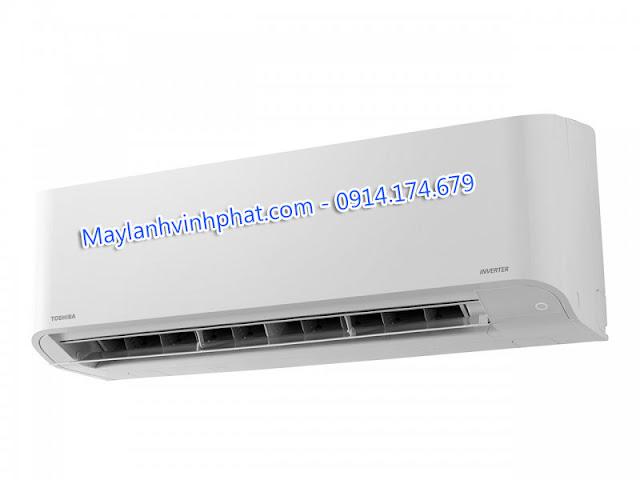 Làm công trình Máy lạnh treo tường Toshiba 1HP – May lanh treo tuong với giá vốn