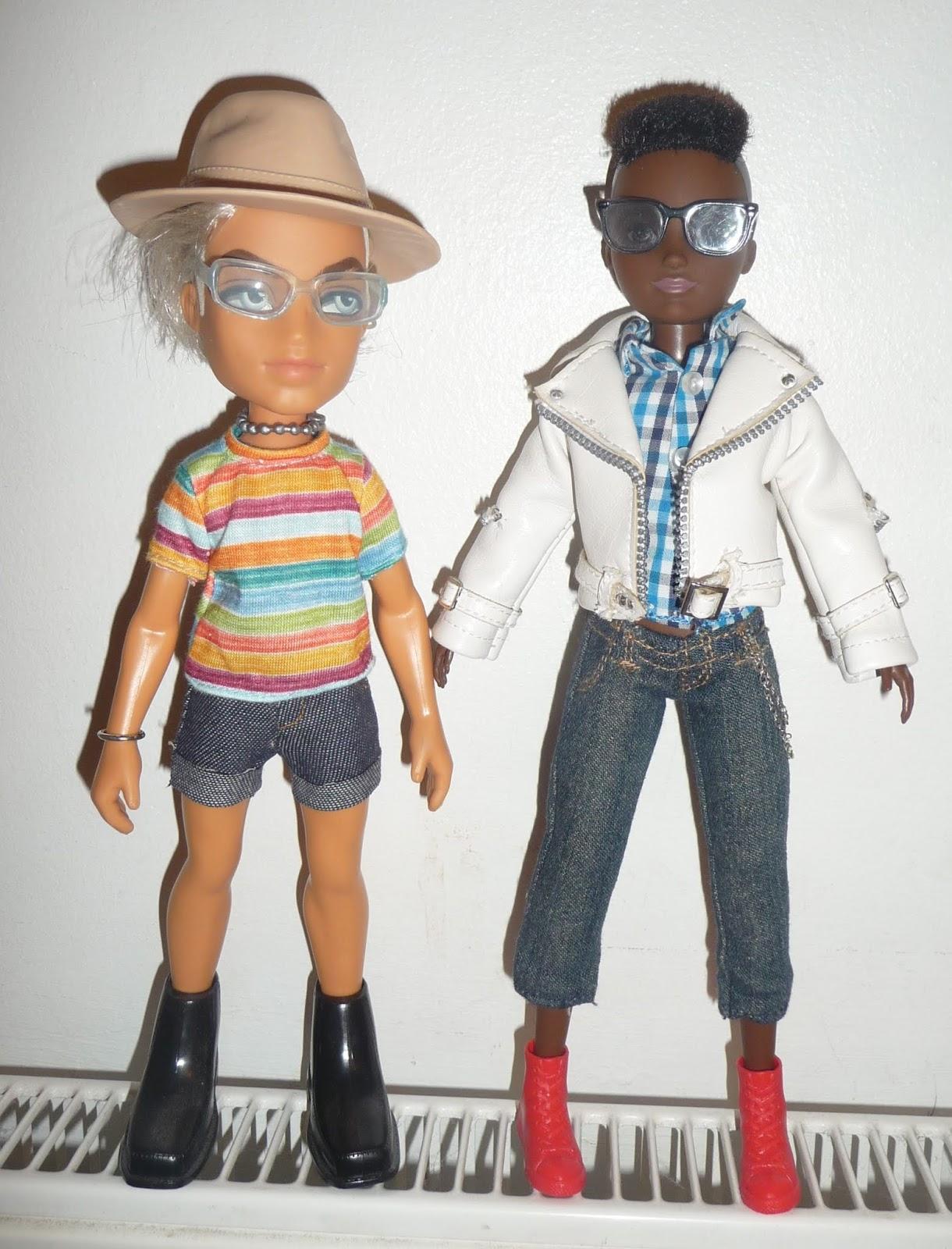 Creatable World Doll Fashions Clothes Dark Blue Denim Shorts