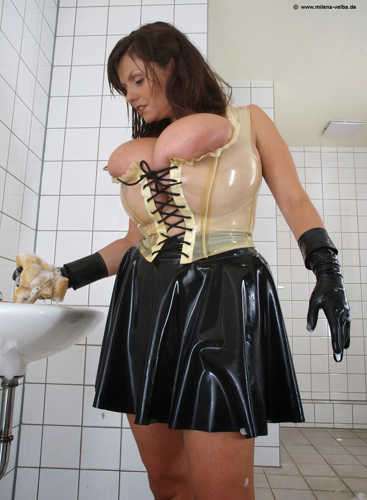 Sarah S Collection Latexmaid
