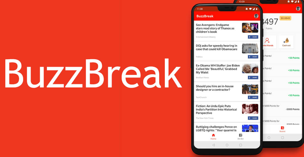 Buzzbreak Aplikasi Penghasil Uang Tercepat 2021 Begini Caranya Hasilkan Uang Di Aplikasi Ini Berita Bawean