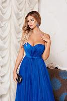 Rochia Ana Radu Legendary Blue