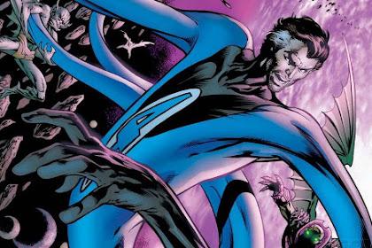 """Mengenal Mr. Fantastic dan Invisible Woman """"Fantastic Four Member - Bagian 1"""""""