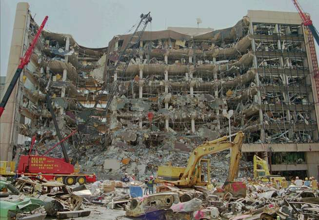 News Reports 3 Bombs Found at Oklahoma City Bombing