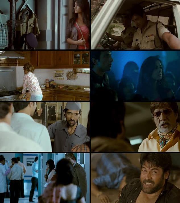 Bbuddah Hoga Terra Baap 2011 Hindi 480p BluRay 350mb