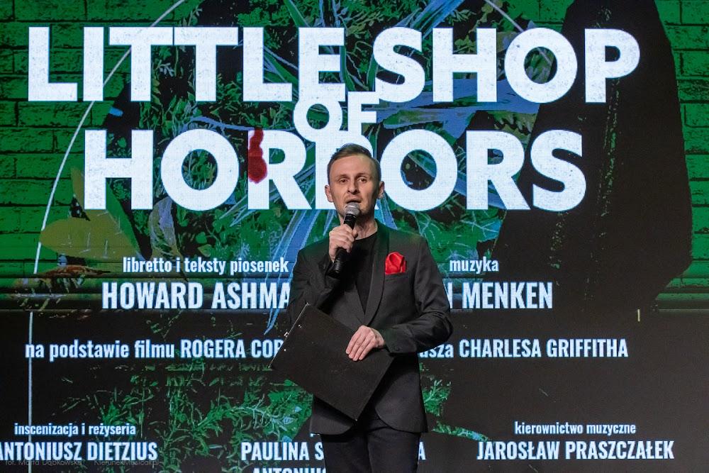 Little Shop of horrors Scena Relax Antoniusz Dietzius