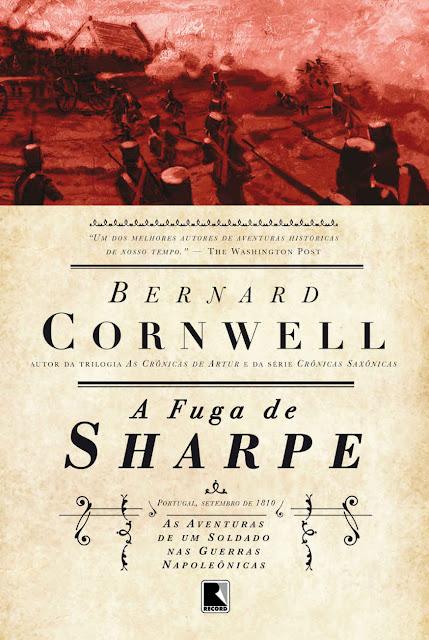 A fuga de Sharpe Bernard Cornwell