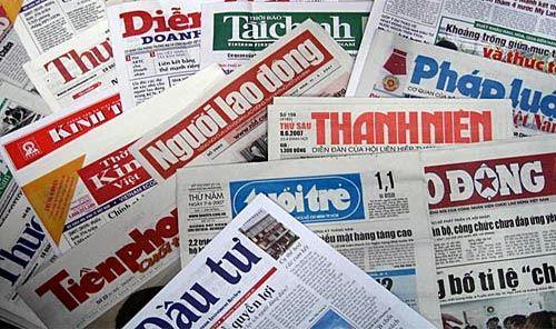Doanh nghiệp báo chí kêu cứu? chưa thấy hội Nhà Báo lên tiếng