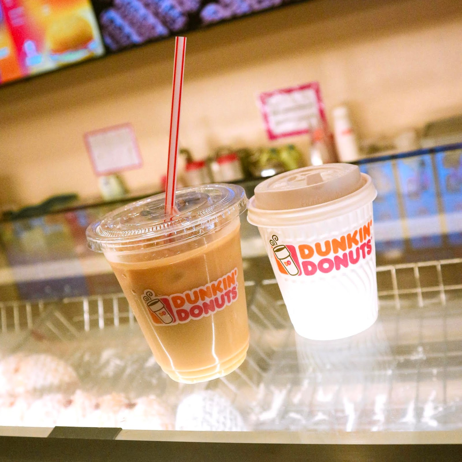 Dunkin' Donuts Half Half Hooray Promo