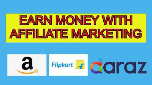 Earn Money Online With The Help Of Affiliate Marketing