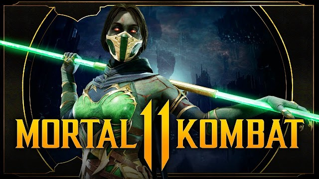 the game Mortal Kombat 11 revealed the Kombat League and detailed, video games 2019