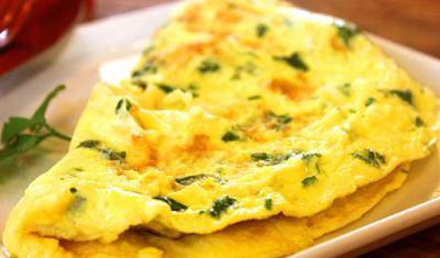 Resep Telur Dadar Keju Jamur