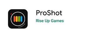 Aplikasi focus proshot
