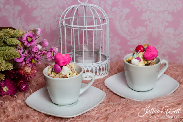 Valentinstags Candy Crunch