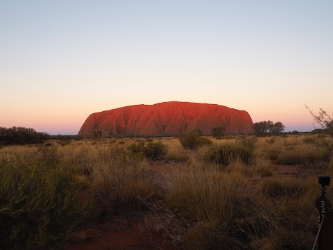 Road trip Adelajda - Alice Springs