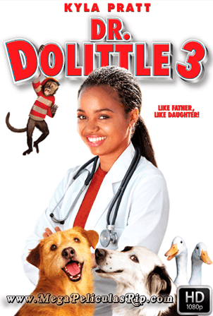 Dr. Dolittle 3 [1080p] [Latino-Ingles] [MEGA]