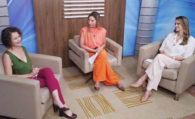 TV Assembleia estreia série especial e deputadas falam sobre o Agosto Lilás