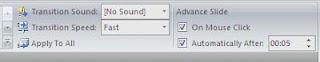 Membuat file presentasi berjalan sendiri secara berulang-ulang