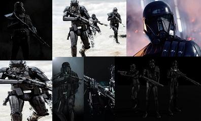 Star Wars - Birodalmi halálkommandósok