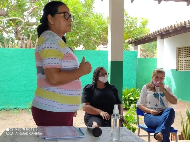 Professora Fátima Silveira assume Secretaria Municipal de Educação
