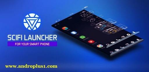 Sci fi Launcher Apk