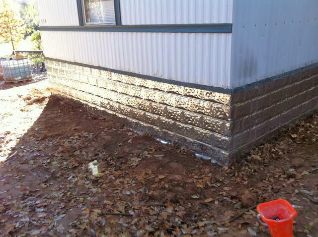 The Paper Street Journal Metal Skirting Project