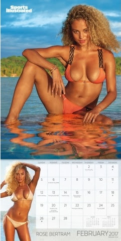 Sports Illustrated Swimsuit 2017 Calendar 泳裝特輯年歷