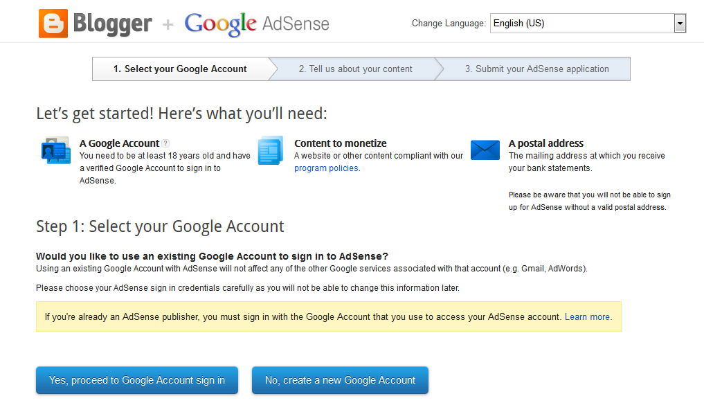 Make Money with a Blog for Beginners - 2 - Google AdSense