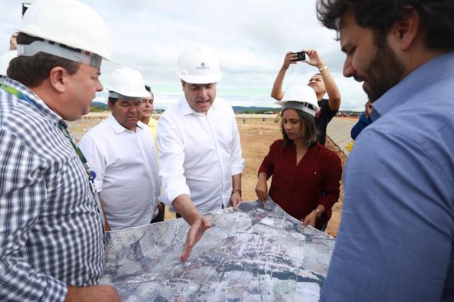 Governo do Estado reforça abastecimento de água e saneamento no Sertão de Itaparica