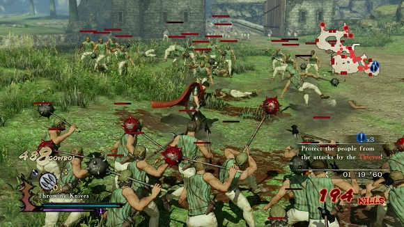 BERSERK and the Band of the Hawk PC Free Download Screenshot 3