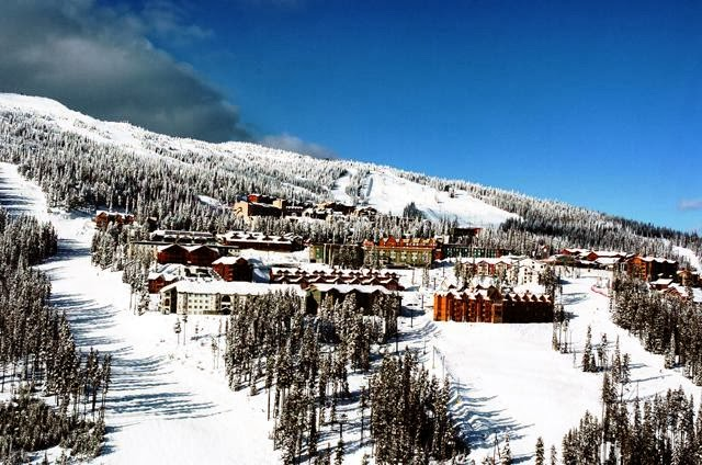 Big White Ski Resort, British Columbia - Where is the Best Place for Skiing And Snowboarding in Canada