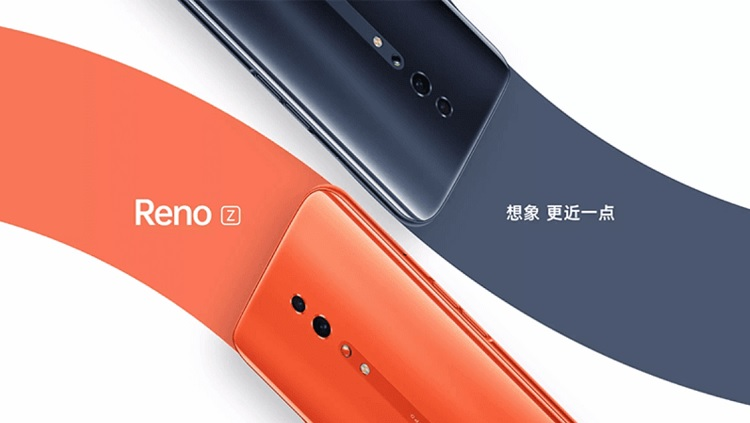 OPPO Reno Z with Helio P90 Now Official