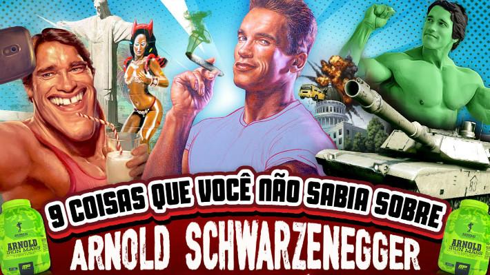 9 coisas que você não sabia sobre Arnold Scwarzenegger