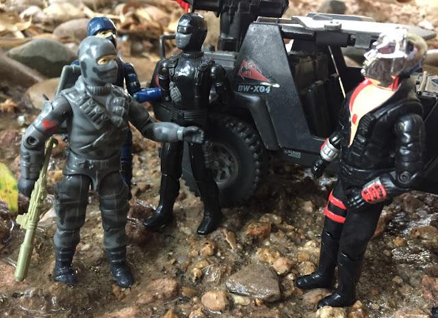 1984 Firefly, 1983 FANG, Stinger, Hiss Driver, Wal Mart, Unproduced, Destro, Cobra Trooper, Stalker, Snake Eyes, Palitoy, Action Force