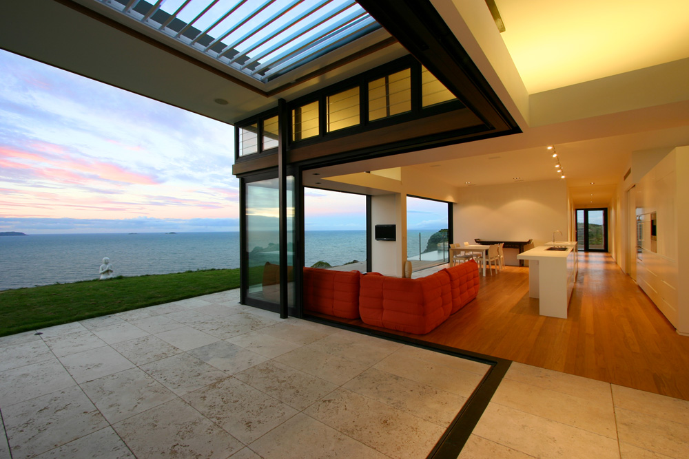 Beach house Auckland New Zealand Most Beautiful Houses