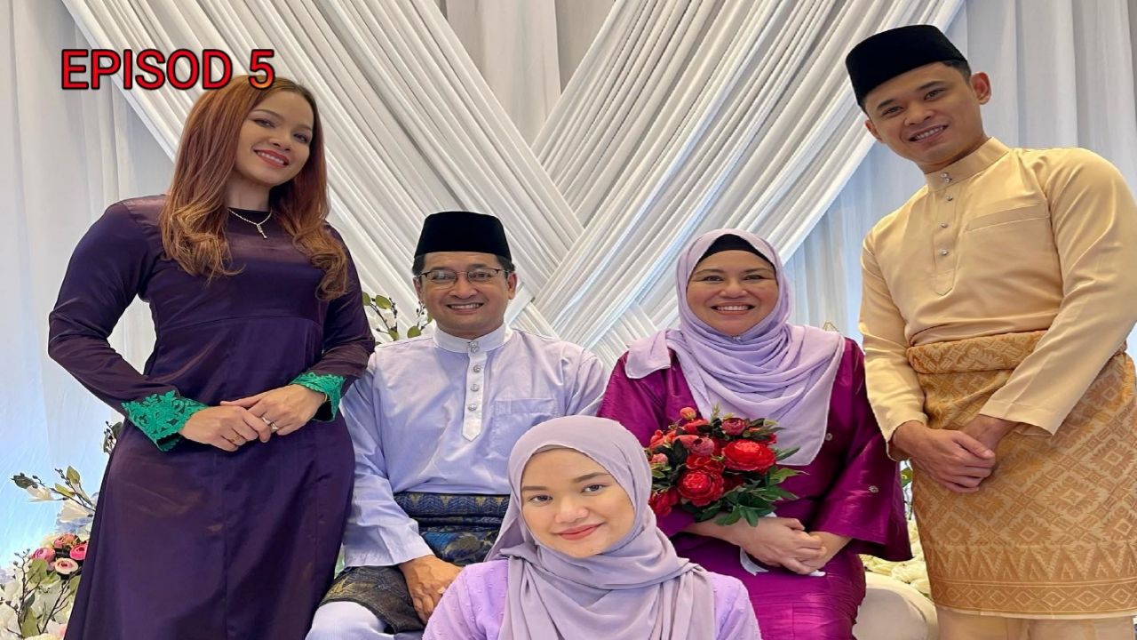 Tonton Drama Perisik Cinta Tak Diundang Episod 5 (Akasia TV3)