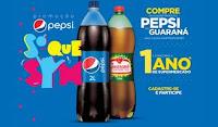 Promoção Pepsi Só que sim promopepsi.com.br