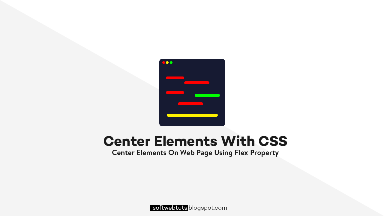Center An Element With CSS