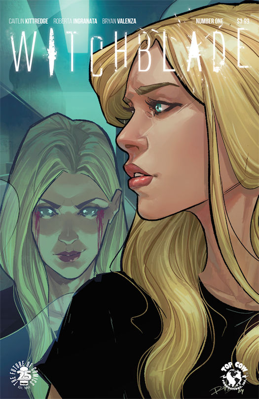 Caitlin Kittredge and Roberta Ingranata Take on Witchblade