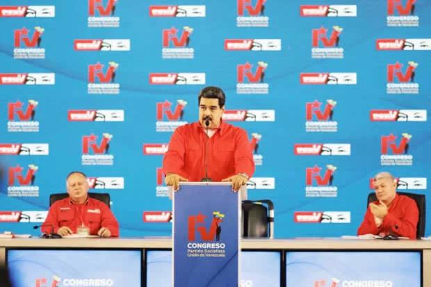 Maduro: No voy a negar que tenemos las 70 empresas estatales en rojo