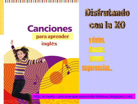 Canciones Para Aprender Inglés Enseñar Inglés Letras Y