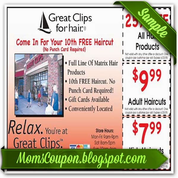 Awesome Great Clips Great Haircut Sale